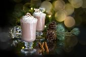 image of hot-chocolate  - christmas relaxation - JPG