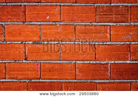 Industrial Brick Wall Texture