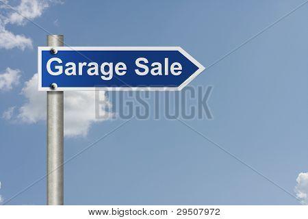Esta forma de venda de garagem