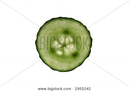 Slice Of Cucumber