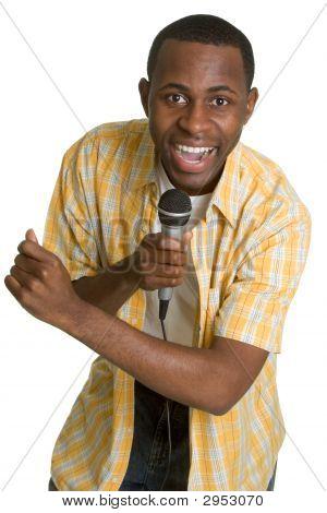 Black Male Entertainer