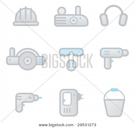 icons instrument, toolware 1