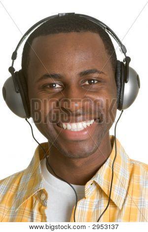 Kopfhörer Musik boy