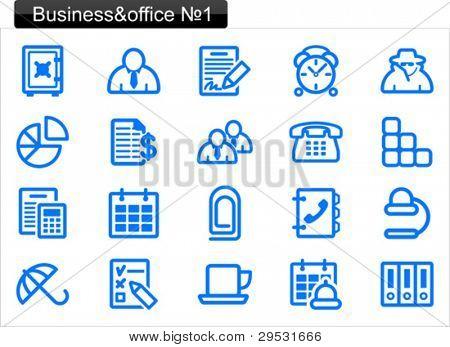 Geschäftsstelle/Symbole (1)