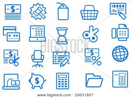 Business/office icons ?3