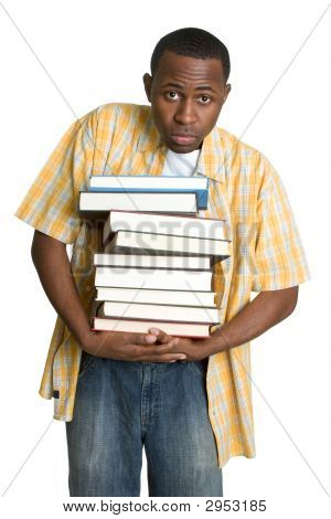 Arms Full Of Books