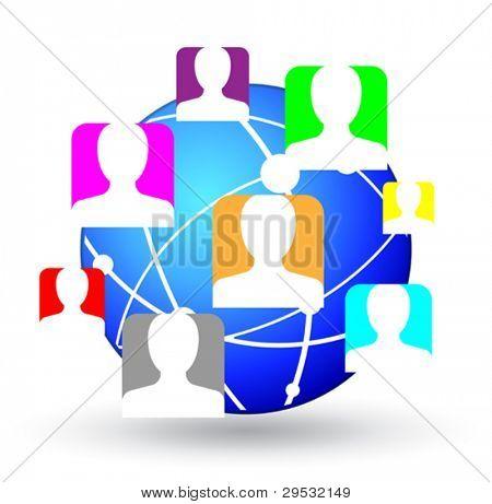 Gemeenschap pictogram