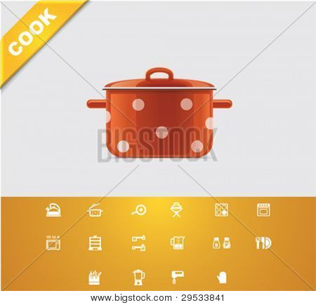Universal glyphs 22. Cooking
