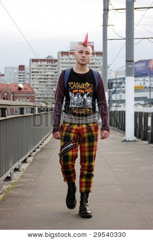 street moscow punk