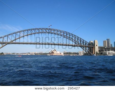 The Harbor Bridge