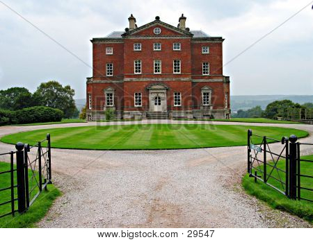 Barlaston Hall