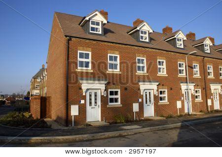 neue Häuser