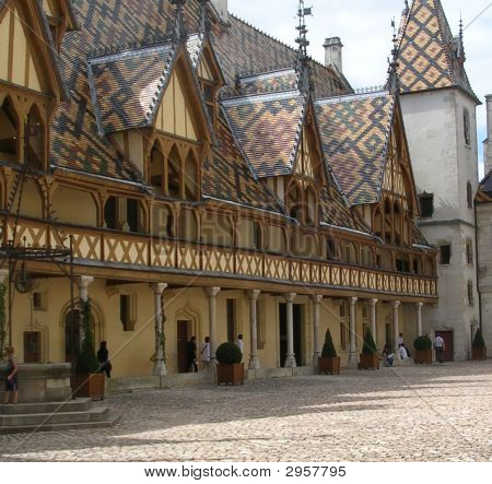 Hotel - Dieu At Beaune
