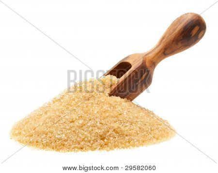 Brown Raw Cane Sugar