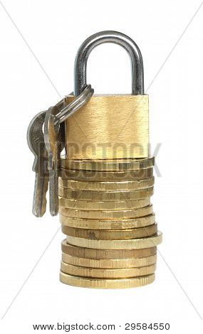 The Lock On Coins.
