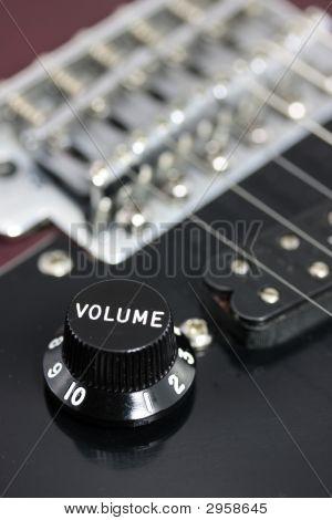 Guitar Volume