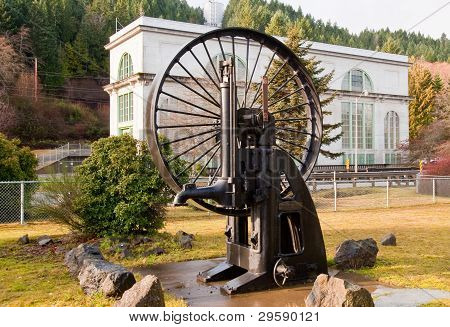 Hydroelectric Flywheel