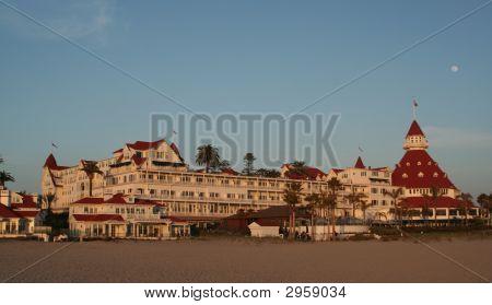 Hotel Del Coronado Panorama