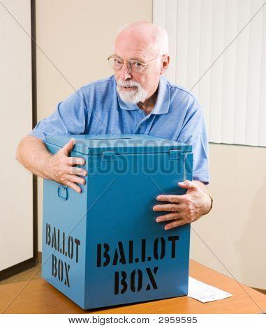 Roubar a eleição