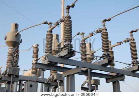 Powerplant Swtichyard