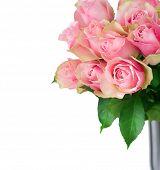 Постер, плакат: Букет из роз