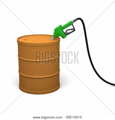 Petrol Barrel