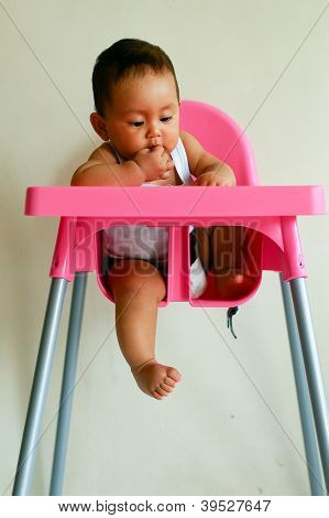 Baby Sit On Baby Chair