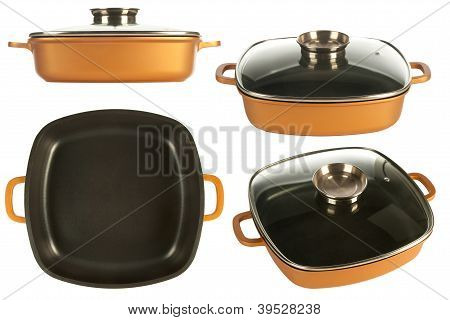 Cookware, Nonstick Pan
