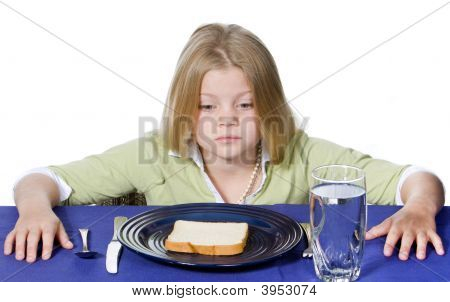 Bread And Water Dinner