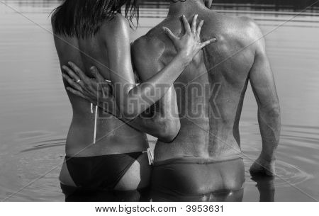 Hot Wet Couple