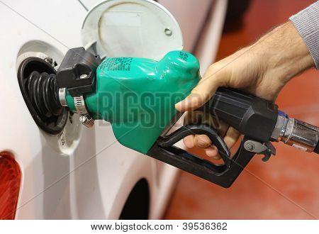 Petroleum Gas Nozzle