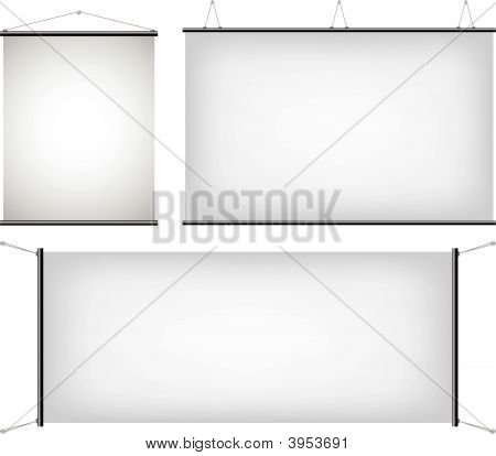 Promotional Canvas Banners