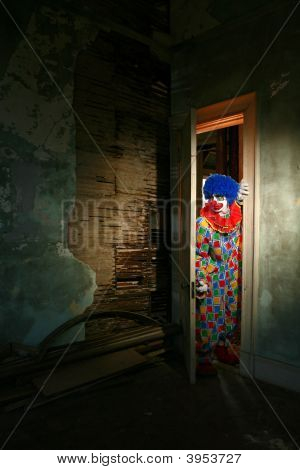 Sadistic Clown On The Loose