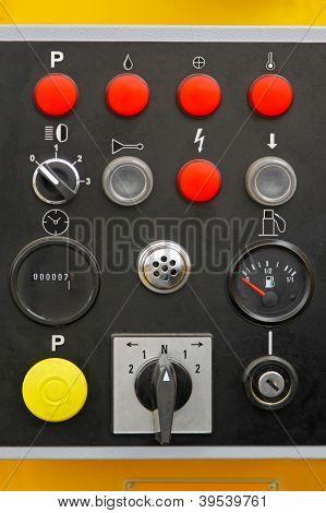 Machinery Control