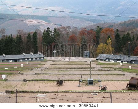 Natzweiler-Struthof, campo de concentração