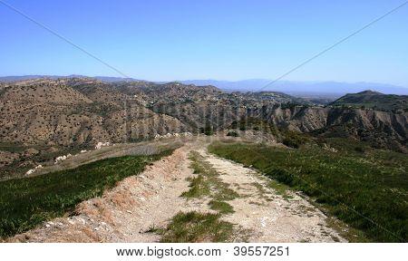 Cheeseboro Ridge Trail