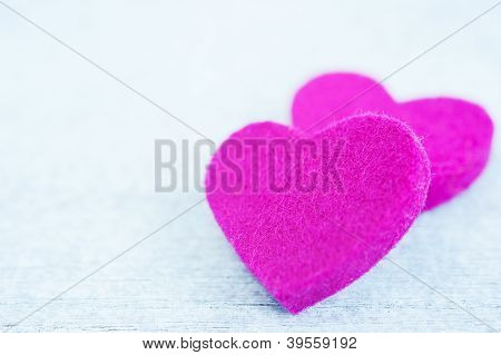Pair Of Hearts