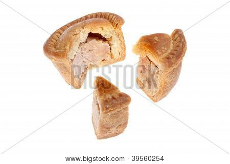 Exploded Pork Pie