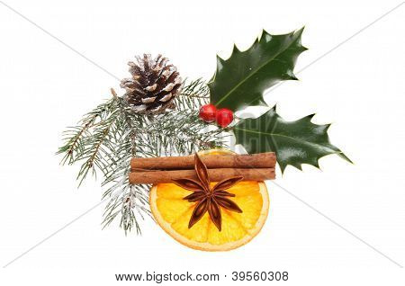 Natural Christmas Decoration