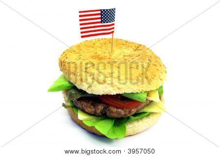 American Hamburger