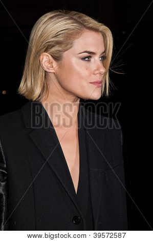 NEW YORK, NY - NOVEMBER 26: Actress Rachael Taylor attends the 22nd Annual Gotham Independent Film Awards at Cipriani Wall Street on November 26, 2012 in New York City.