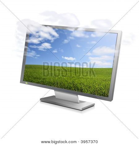 Cloudy Screen