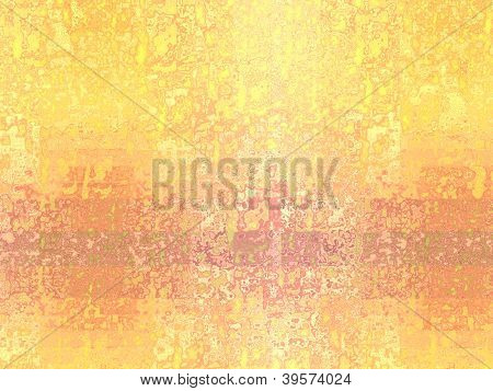 Abstract Decoration Material