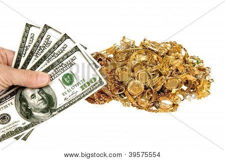 Money For Gold
