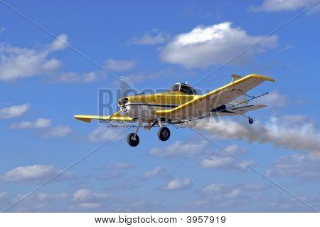 Fumigate Plane