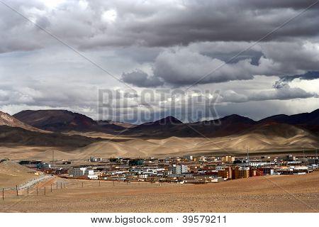 Ali city