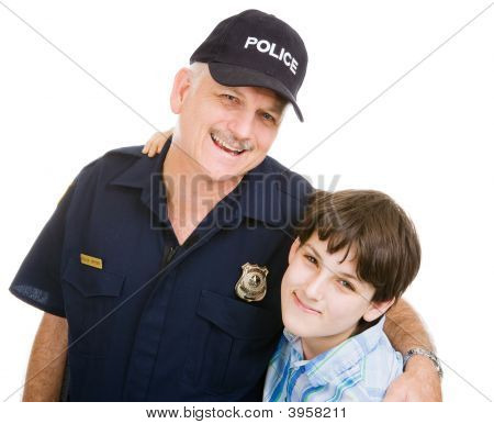 Policeman And Boy
