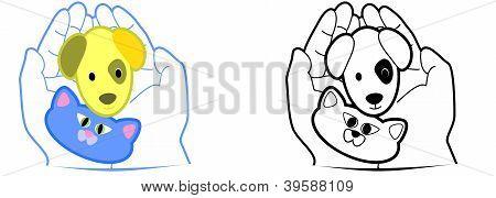 Hand Pets