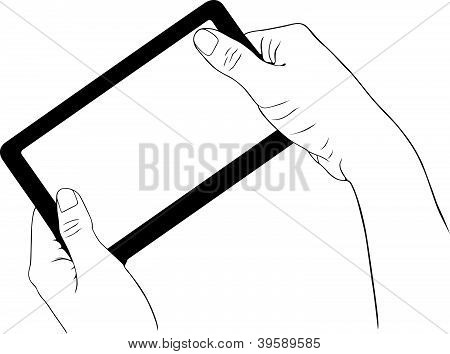 Digital tablet pc