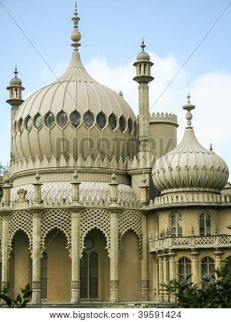 Brighton Royal Pavilion Sussex Uk